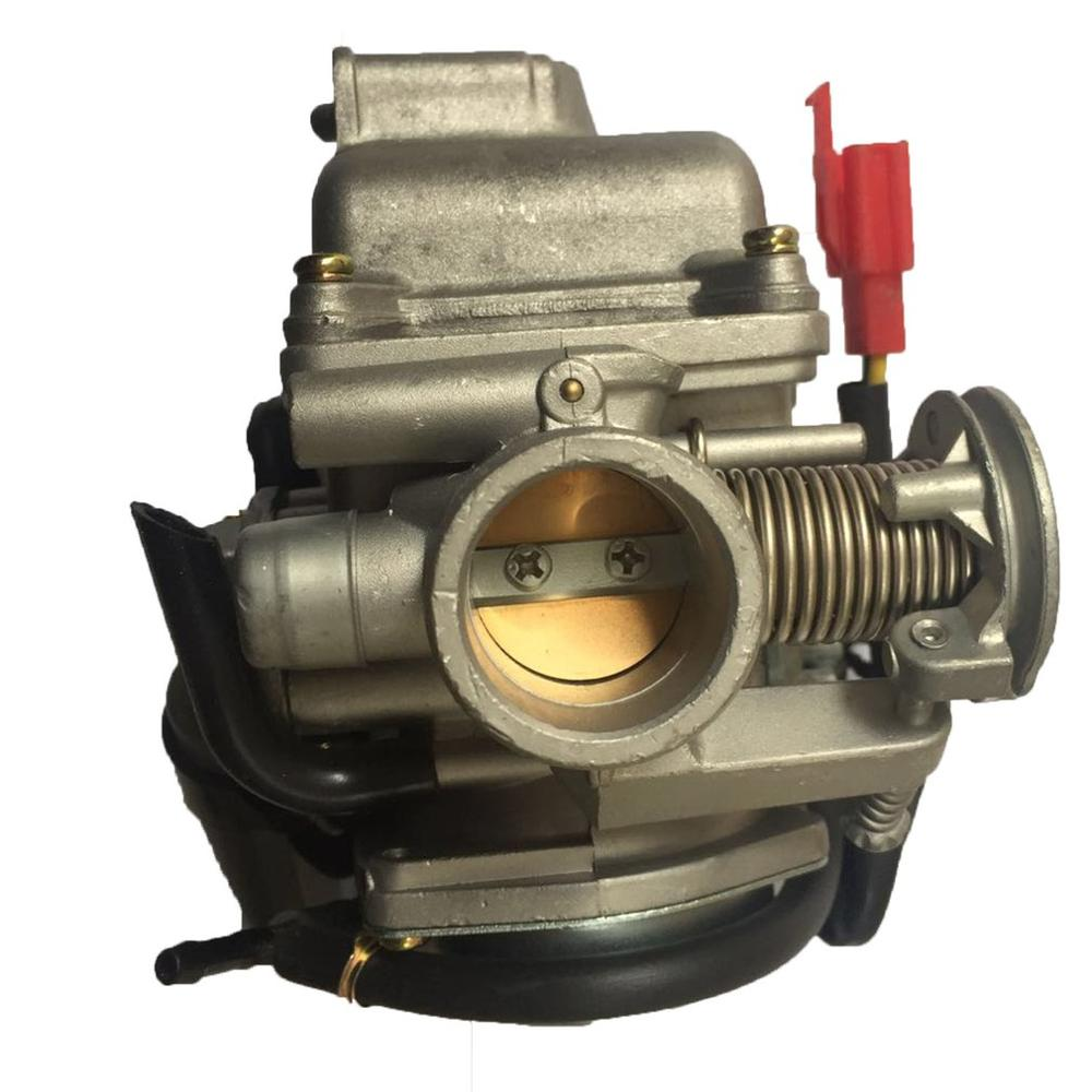 Carburador 19mm para 4 takt baotian qingqi jinlun rex rs 450 460 50cc/gy6 60cc jonway wangye substituição direta