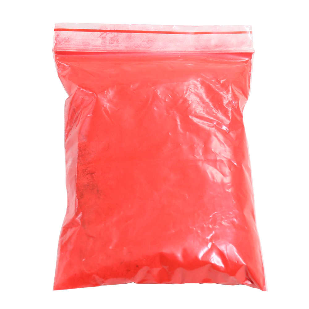 Merah Murni Bubuk Mutiara Mineral DIY Pewarna Pewarna 10G 50G Tipe 108 Pearlized Debu Mika Bubuk untuk Sabun eye Shadow Mobil Seni Kerajinan