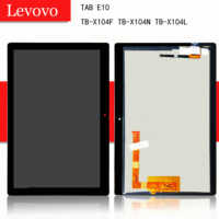 "10.1"" For Lenovo TAB E10 E 10 TB-X104F TB-X104N TB-X104L TB X104 Touch Screen Digitizer Lcd Display Assembly"