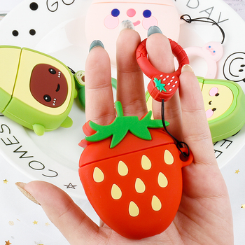 Cute Fruit Case for Airpods Pro 3