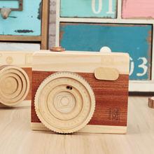 Музыкальная шкатулка для камеры caja de musica деревянные музыкальные