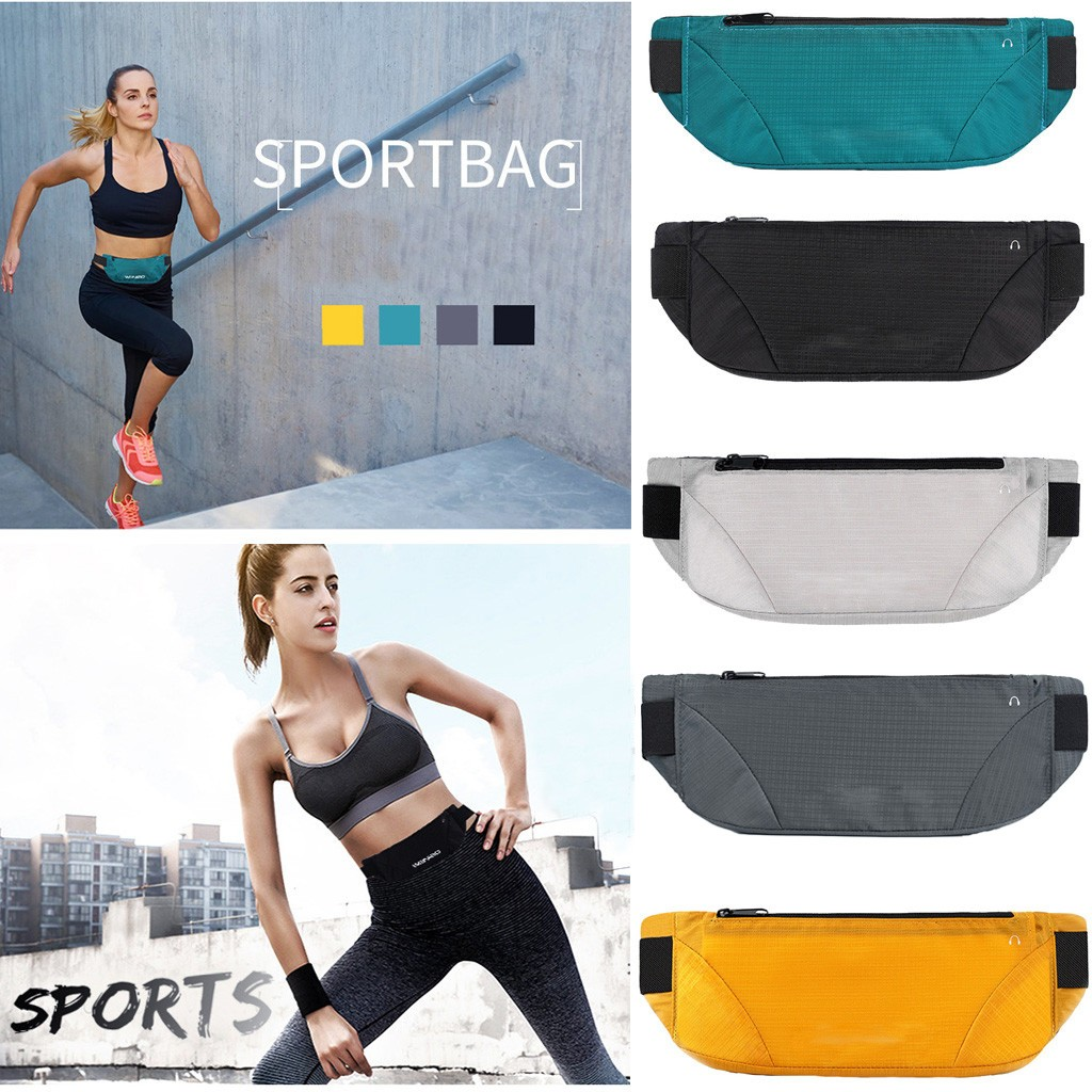 Sleeper #P501 2019 NEW FASHION Waterproof Waist Bum Bag Running Jogging Belt Pouch Zip Fanny Pack Sport Runner Free Shipping