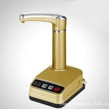 Мини-автоматические электрические диспенсеры для воды, электрический насос для перекачки бутилированной воды, чистый водопоглощающий ручной водяной насос