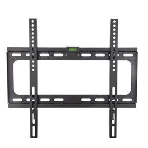 Image 2 - Универсальный настенный кронштейн для телевизора, плоский кронштейн для телевизора от 26 до 55 дюймов, светодиодный ЖК монитор