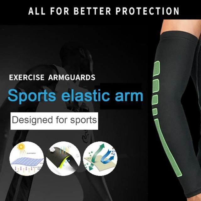 Breathable Arm Sleeve 3