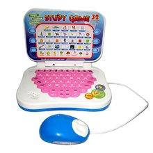 Новая детская обучающая машина с мышкой, компьютер, дошкольное Раннее Обучение, обучающая машина, планшет, игрушка в подарок