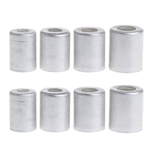 10 Pcs Crimp Ferrule For Auto A/C Air Reduced Barrier Refrigerant R134a 21.5mm