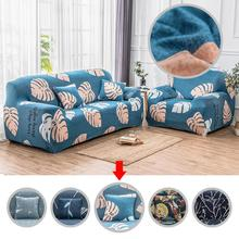 Stretch Slipcover Universal Elastic Sofa Covers for Living Room Couch Sofa Cover 1/2/3 seater Slip Armchair Cover Sofa Protector european style 3 2 1 seater fabric armchair sofa set living room furniture for factory direct sale price have two model
