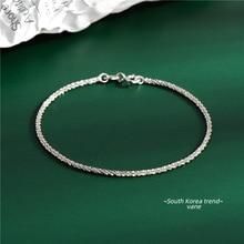 Bracelets 925-Sterling-Jelewery Women-Accessories Silver SODROV for 925-Forest Cauliflower
