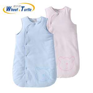 Image 1 - Anne çocuk yatağı bebek uyku tulumu çanta yenidoğan bebek uyku tulumu kış kalın bebek Sleepsacks sıcak Saco De Dormir Infantil