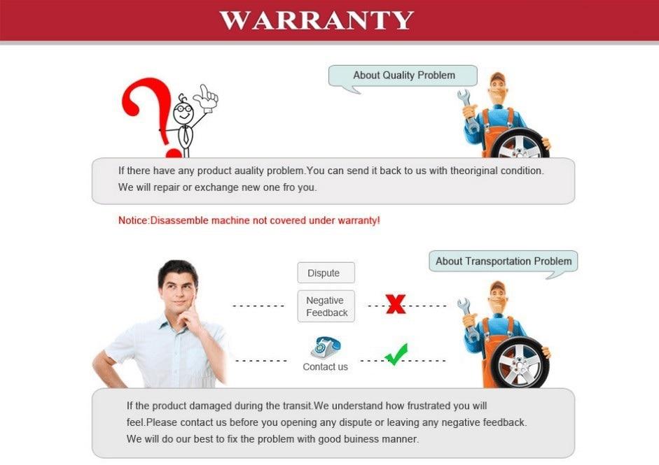 bxobd warranty