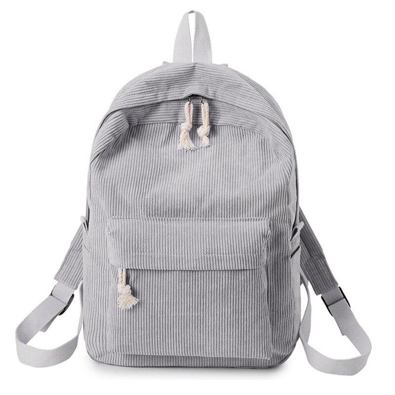 Купить вельветовый школьный рюкзак для девочек подростков дорожный