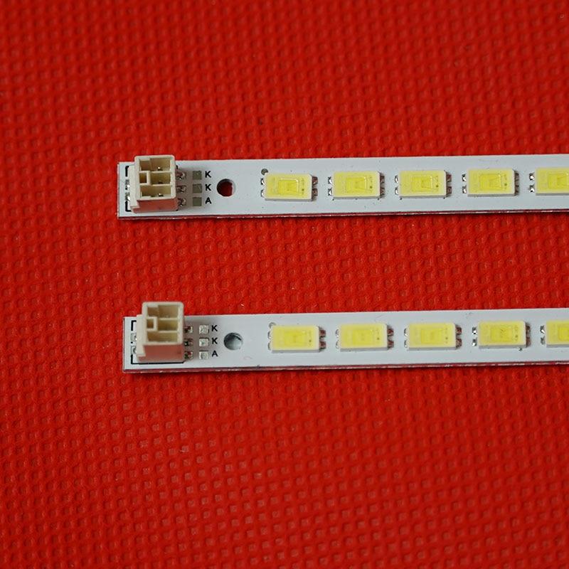 Светодиодная лента для подсветки телевизора 40 дюймов, 2 шт. x 40 дюймов, L40F3200B Φ LTA400HM13 40INCH L1S 60 LJ64 03029A 60 Светодиодный s 455 мм Компьютерные кабели и разъемы    АлиЭкспресс