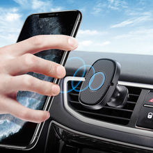 Magnetic Car Phone Holder for iPhone 11 XR Pro GPS Phone Holder Stand smart phone Stand Air Vent Mount Grip Bracket Magnet Holde 360 degree universal car phone holder magnetic air vent mount metal magnet car bracket phone holder for iphone x 9 pro gps stand