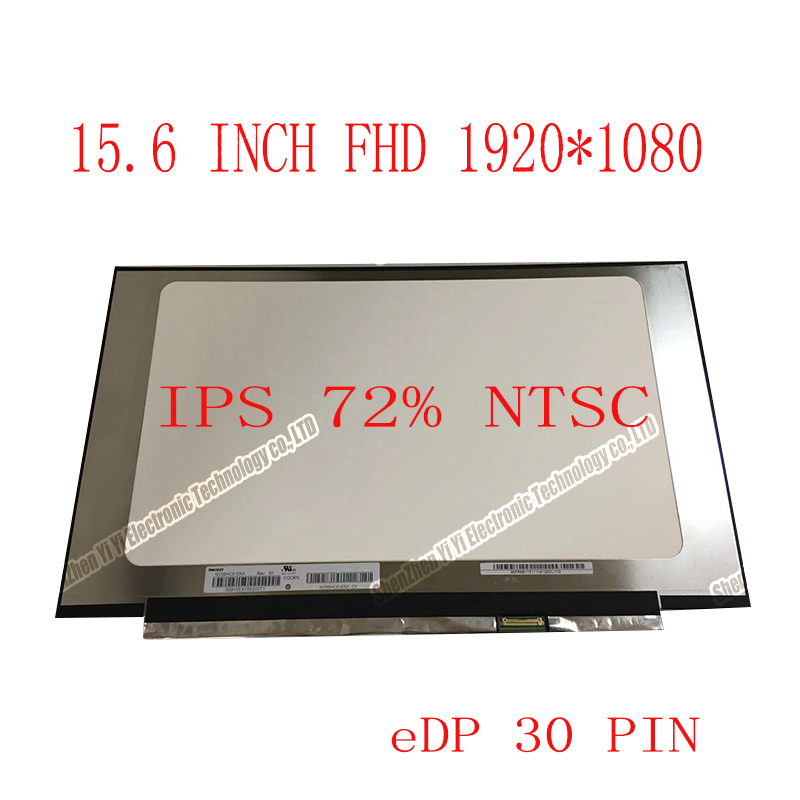 ASUS Zenbook Pro UX550 UX550VD N156HCE-EN1 1080P LED LCD Touch Screen Assembly
