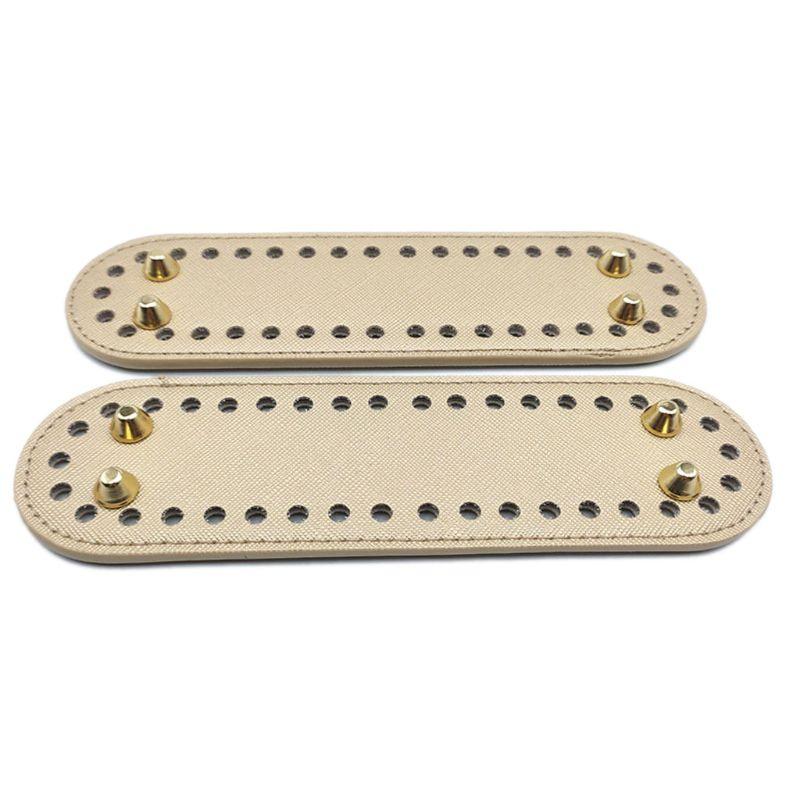 Leather Bag Bottom Shaper Cushion Pad For Shoulder Handbag Making DIY