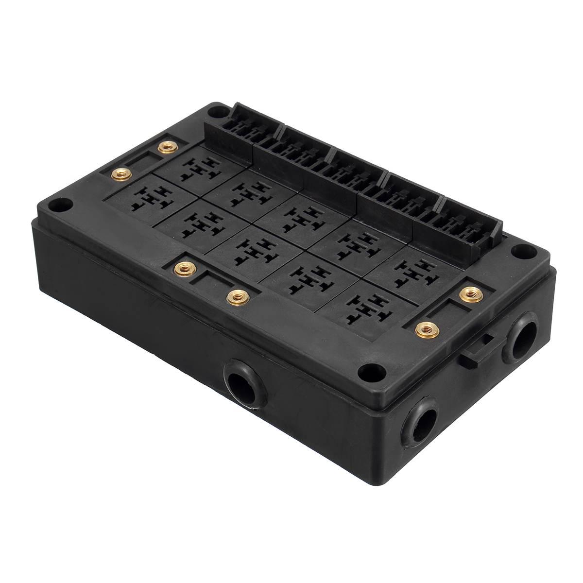 fusível caixa de relé titular bloco circuito