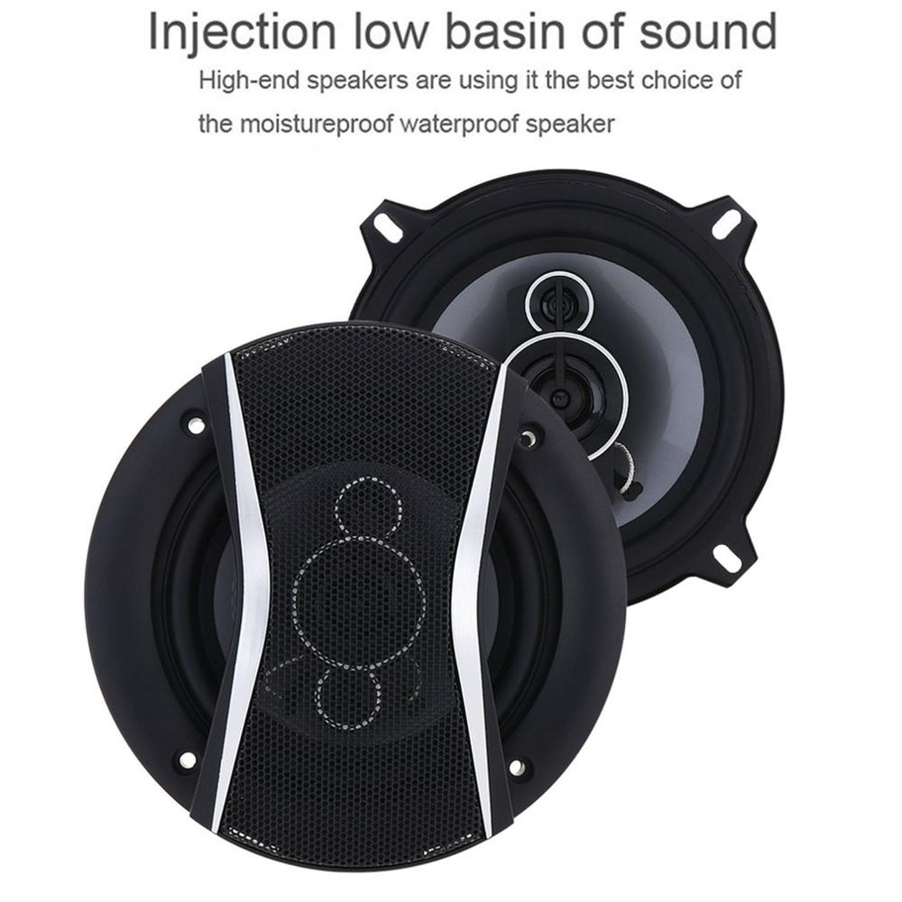 Car <font><b>speakers</b></font> 5 Inch Car HiFi Coaxial <font><b>Speaker</b></font> Vehicle motocycle loudspeaker Auto Audio Music Stereo <font><b>Speakers</b></font> for Cars TS-A1396S image