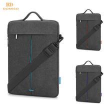 Briefcase Laptop-Sleeve-Case Computer Notebook Shoulder-Bag DOMISO 14inch Water-Resistant