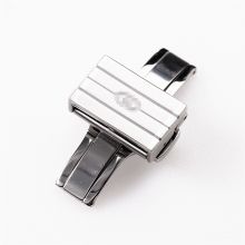 Высокое качество Роскошный 18 мм застежка из нержавеющей стали для часов Gucci стальной ремень пряжка аксессуары Замена кнопки