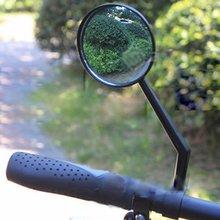 Велосипедное Зеркало заднего вида, универсальное регулируемое выпуклое зеркало заднего вида для велосипеда, зеркало для горного велосипеда