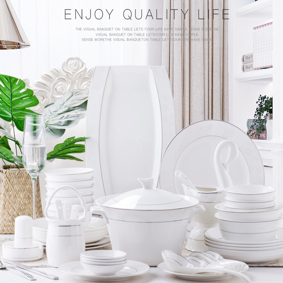Dinnerware Set dishes and plates sets