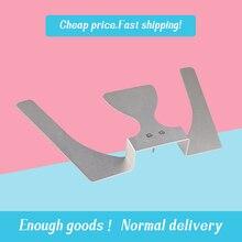 3D Dental Occlusal odlewanie szczękowe szczęka Fox płyta płaszczyzna kompletna proteza dentystyczna
