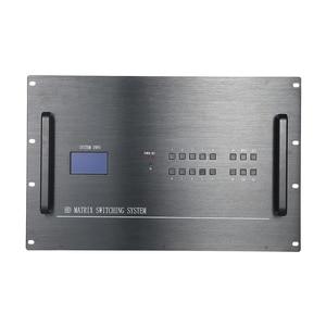 Image 1 - FOLAIDA 32 trong 16 out HDMI Matrix switch rs232 32x16 hỗ trợ phổ EDID 8U splitter HDMI matrix 06