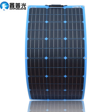 XINPUGUANG 18V 100W Solar Panel Flexible Pate cell 100 watt 200W 300W 500W 800w 1000w 12v 24v 36v 48v china xinpuguang 18v 100w solar panel flexible pate cell 100 watt 200w 300w 500w 800w 1000w 12v 24v 36v 48v china