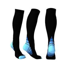 цены High Quality Compression Anti-Friction Socks Women Men Outdoors Sport Socks Breathable Contoured Socks For Unisex