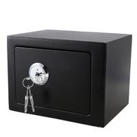 Safe Box Key Operation Money Cash Storage Home Officec|Safes| |  -