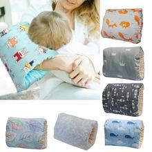 Pillow Breastfeeding Nursing Baby Cotton for Mom Soft-Arm Plush Thicken Women