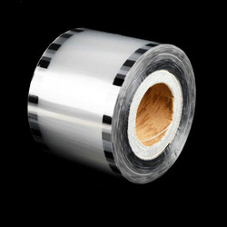 Cup sealing film Roll film Transparent seal film for 90/95/98mm cup PP material for seal PP cup 2000 cup/roll