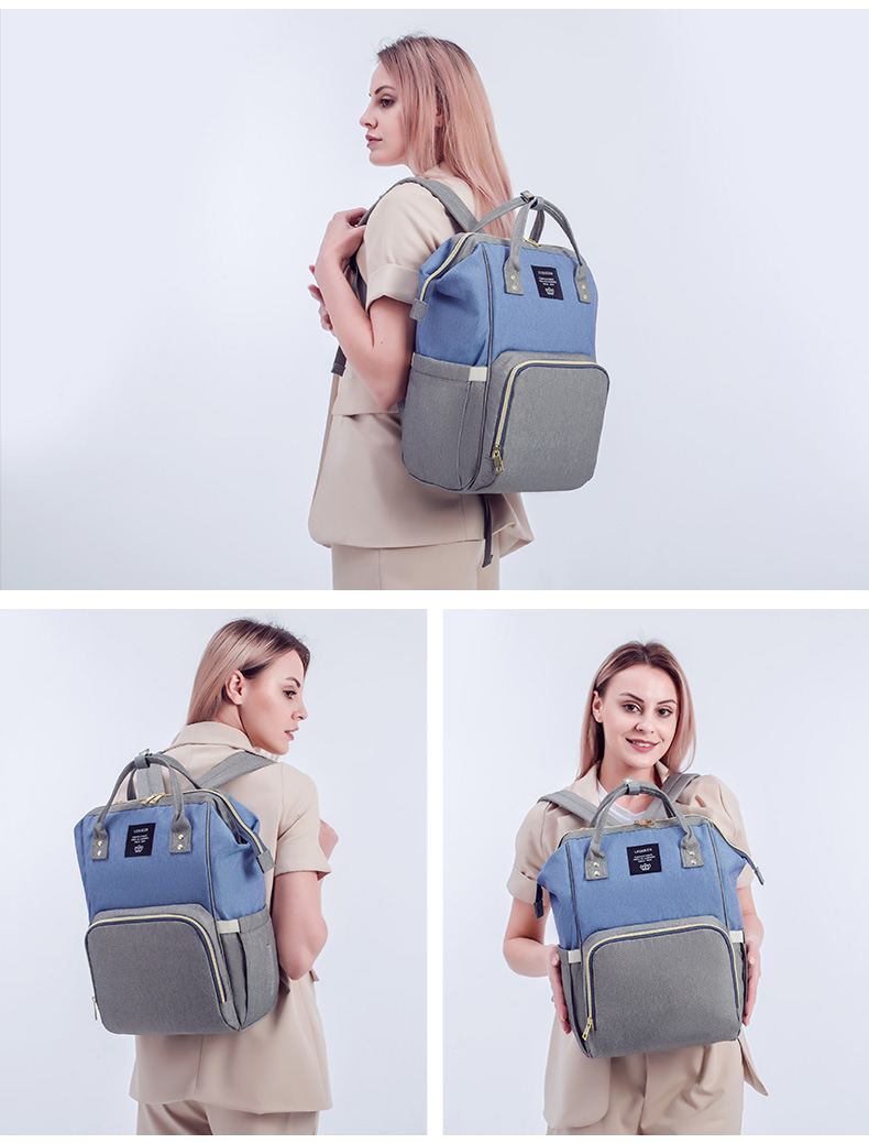 H3bb5a312ddde4554a2040e8729f9f3ed1 Baby Diaper Bag Unicorn Backpack Fashion Mummy Maternity Mother Brand Mom Backpack Nappy Changing Baby Bags for Mom