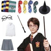Гарри Поттера для костюмированной вечеринки Одежда Косплей Аксессуары