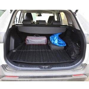 Image 3 - Dành Cho Xe Toyota RAV4 2019 2020 XA50 Phía Sau Hàng Hóa Lớp Lót Giày Boot Khay Thân Cây Thảm Hành Lý Thảm Lót Sàn Khay Chống Nước Mọi Thời Tiết