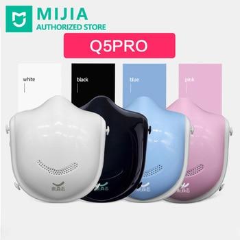 Xiaomi Q5PRO 5V USB Electric Masks- Anti-haze Sterilizing Provides Active Air Breath Valve HEPA Filter with USB cable