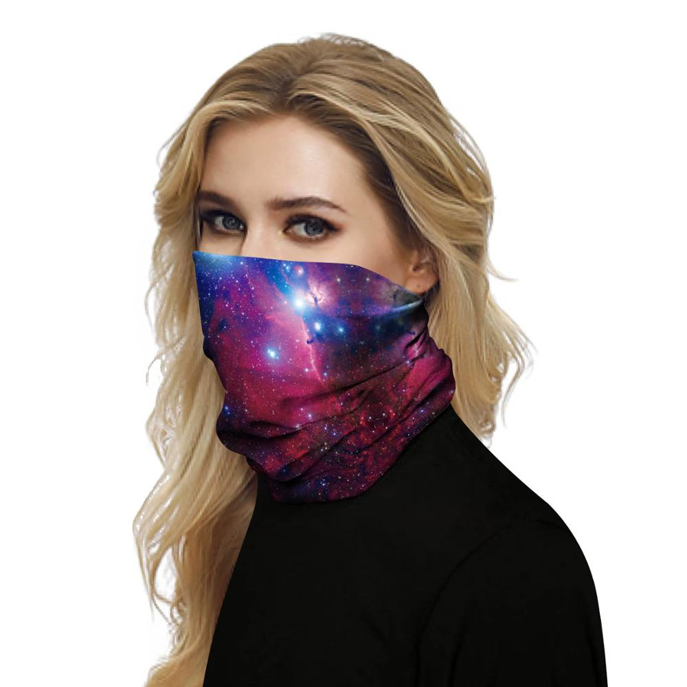 GNYD 12 In 1 Multifunctional Headwear Headband Neck Gaiter