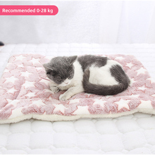 Get more info on the New Soft Cat Bed Rest Dog Blanket Winter Foldable Pet Cushion Hondenmand Coral Cashmere Soft Warm Sleep Mat Sweet Dream Bed