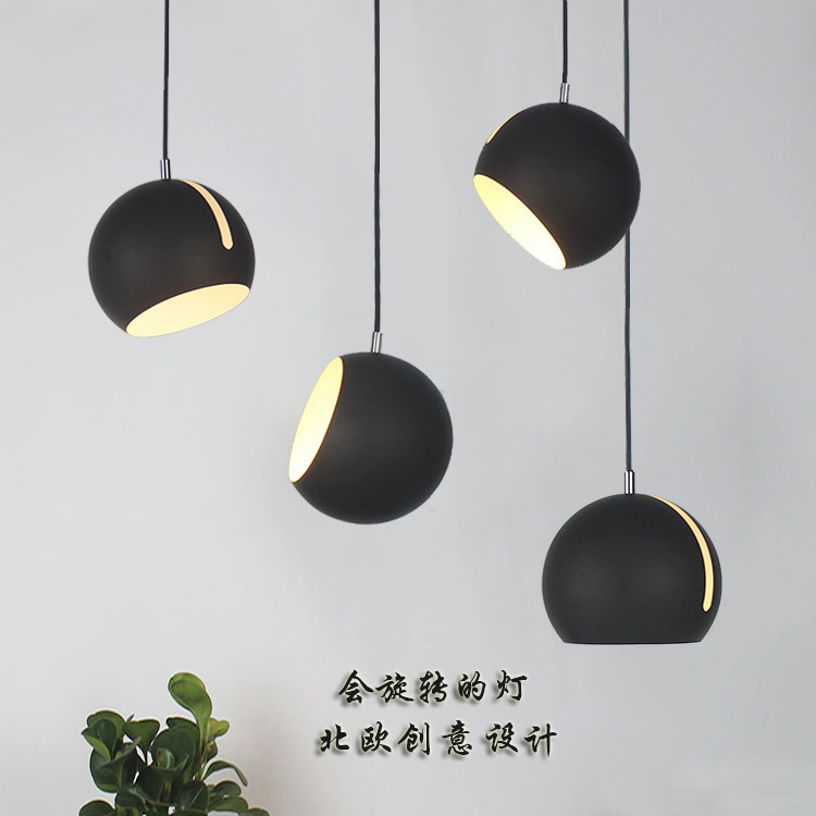 modern industrial lamp crystal LED  pendant lights Home Decoration E27 Light Fixture pendant lights