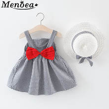 Baby Girls Toddler Clothes Summer Baby Dress 2pcs Clothes Se