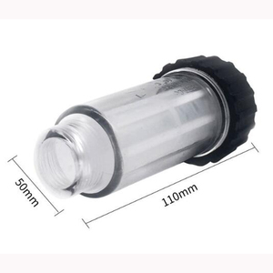 """Image 4 - Filter G 3/4 """"Fitting Medium Compatibel, Met Twee Filter Cores, voor Karcher K2 K3 K4 K5 K6 K7 Serie Hogedrukreinigers"""