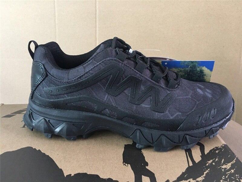 caça acampamento mountain sneaker alta qualidade