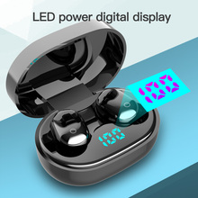 J15 TWS Wireless Earphones Bluetooth 9D Stereo Sound Music Headphones Business Headset Sports Earbuds For Xiaomi Huawei Iphone