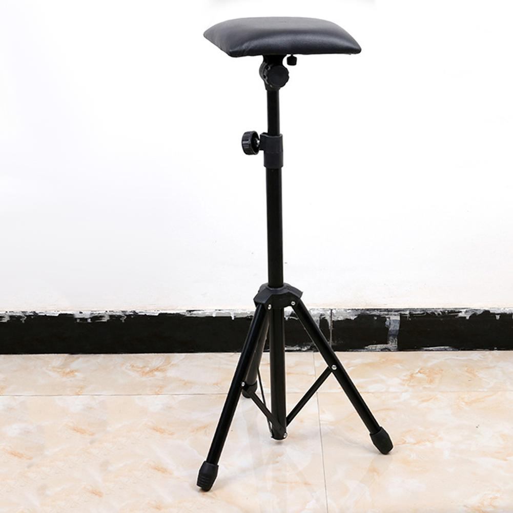 Professional Adjustable Tattoo Armrest Heavy Duty Leg Rest Stand Holder Bracket