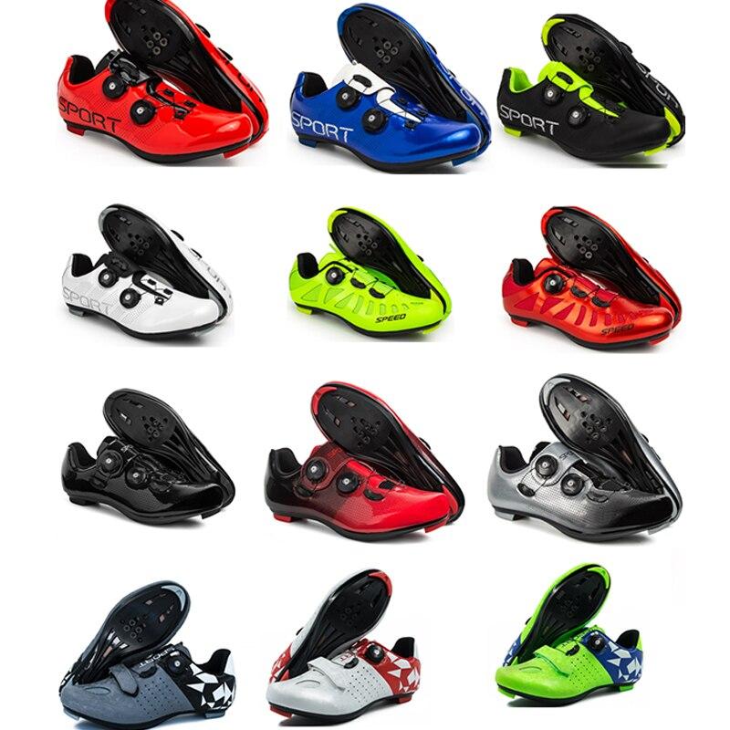 Профессиональная спортивная обувь для велоспорта, MTB, обувь для велоспорта, мужская обувь с самоблокирующимся покрытием, обувь для шоссейно...