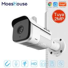 Tuya Smart Outdoor IP65 Waterproof WiFi  Two-Way Audio Camera HD 1080P Network Night Vision IP Camera 832 ip65 waterproof ip camera page 5