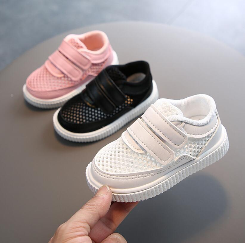 Summer New Children Canvas Shoes Girls Sneakers Breathable Spring Fashion Kids Sport Shoes For Boys Casual Shoes Kids Sandals