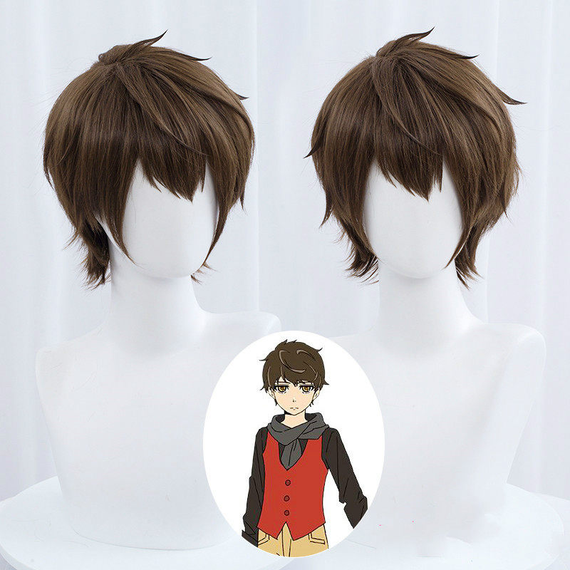 Free Cap Max Beauty Anime Multiple Roles Cosplay Wigs for Genshin Impact