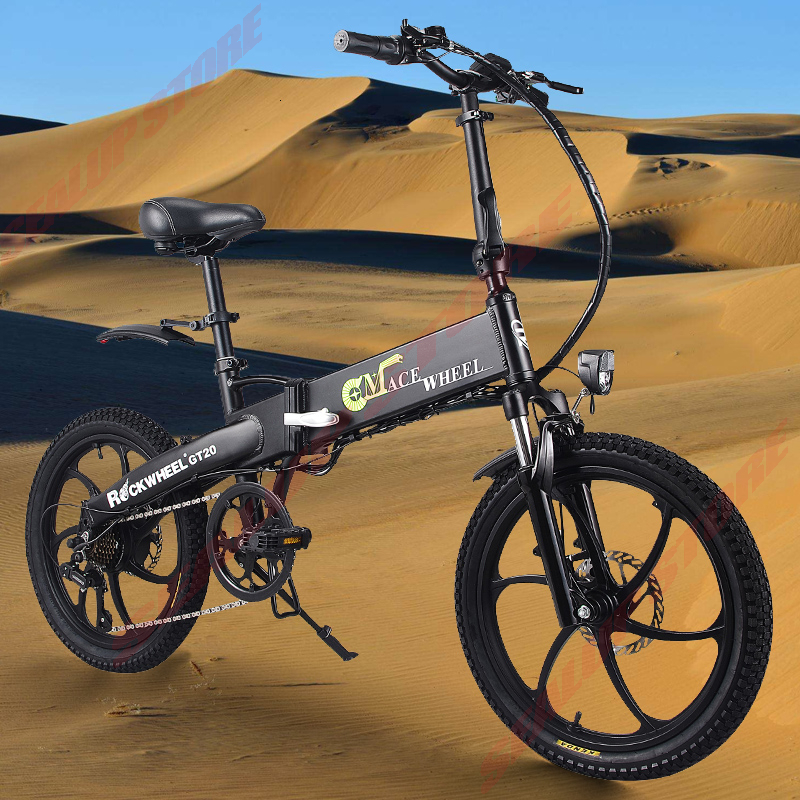 Европейский запас 2 колеса Электрический велосипед Алюминиевый сплав 20 дюймов
